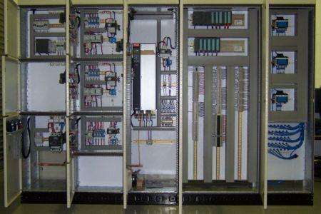 انواع تابلو برق های صنعتی